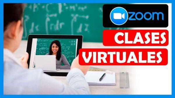 Calendario semanal de clases virtuales del 21 al 25 de septiembre
