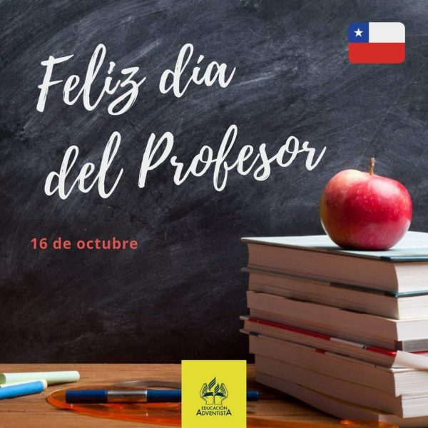 Saludo día profesor